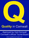 Quality in Cornwall logo